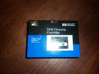 Dat De Limpieza Hp Dds Cleaning Cartridge Order 92283k