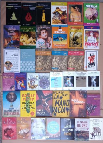Mesa De Ofertas Adultos: $150/2x$250. Feria Del Libro.