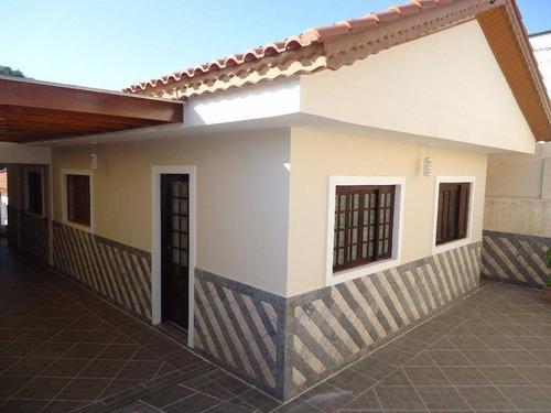 Casa Com 2 Dormitórios À Venda, 160 M² Por R$ 600.000,00 - Vila Ferreira - Arujá/sp - Ca0415