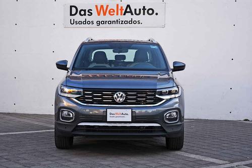 Volkswagen T-cross 2020 5p Highline L4/1.6 Aut