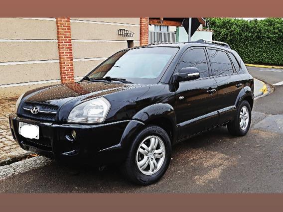 Hyundai Tucson 2.7 2006 Completa
