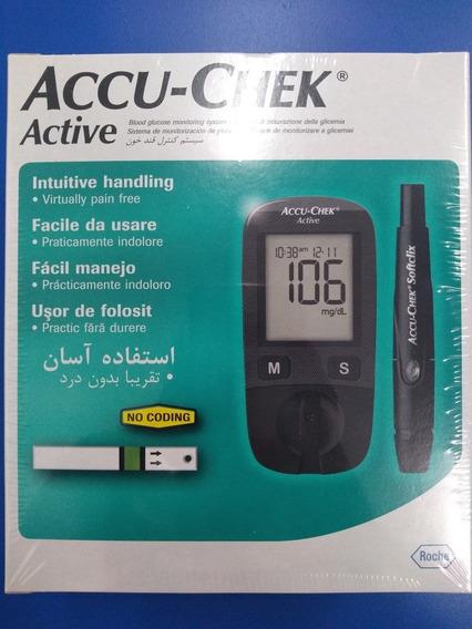 Glucómetro Accu-chek Active