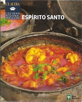 Espírito Santo: Cozinha Regional Brasile Sem Autor