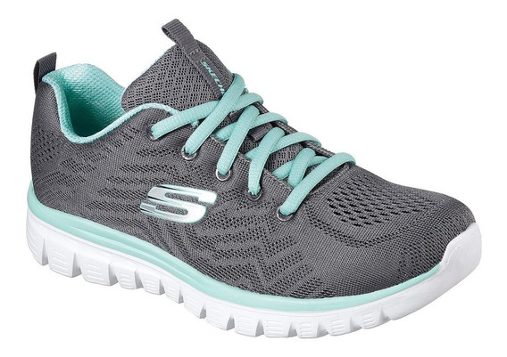 Zapatilla Skechers Mujer Graceful-get Connected