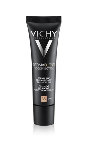 Vichy Dermablend 3d Correction Fluido Tono Sand 30ml