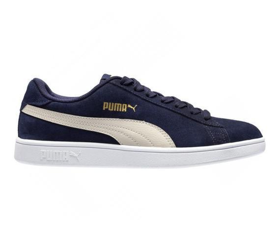 Tenis Puma Smash V2 - Marinho