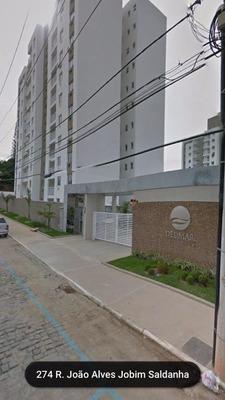 Maravilhoso Apartamento Com 03 Quartos No Del Mar Residence - Glória - Ap0047