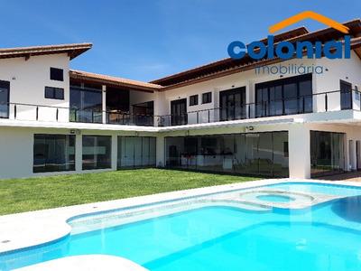 Casa Alto Padrão Parque Dos Manacas - Ca00889 - 34178259