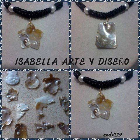 1c45677deadb Perlas Naturales Collares