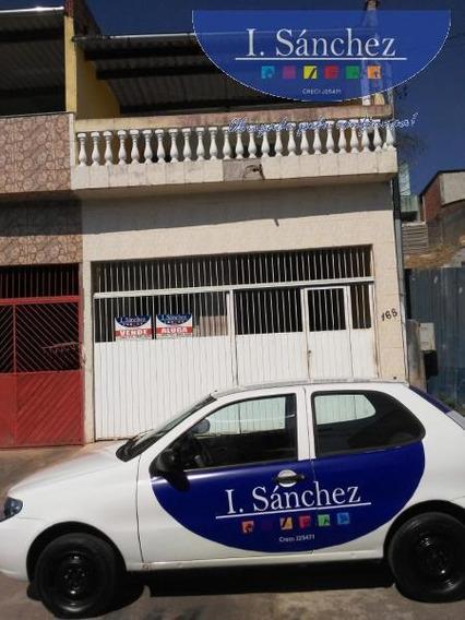 Casa / Sobrado Para Venda Em Itaquaquecetuba, Parque Piratininga, 4 Dormitórios, 2 Suítes, 4 Banheiros - 190829a