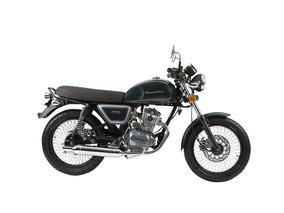 Zanella Ceccato 150 R Cafe Racer Bober Rx 150 Rx150 Moto