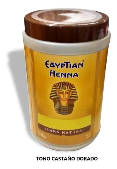 Henna Egyptian Tintura Natural En Polvo 500gr