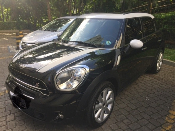Mini Countryman 1.6 S Top Aut. 5p Com Teto Solar