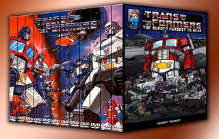 Transformers G1!! Coleccion Dvd!!!