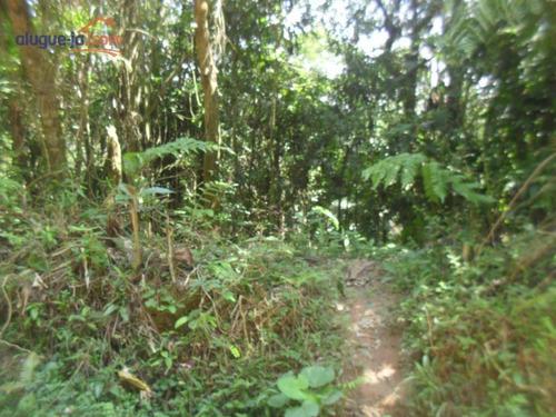 Imagem 1 de 12 de Terreno Ideal Para Chácara À Venda, 1.387 M² - Estância Alto Da Serra (ouro Fino Paulista) - Ribeirão Pires/sp - Te0959