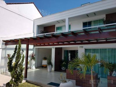 Casa Com 4 Dormitórios À Venda, 230 M² Por R$ 1.300.000 - Vila Valqueire - Rio De Janeiro/rj - Ca0302