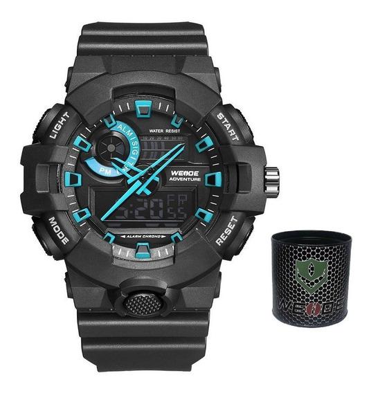 Relógio Masculino Weide G-shock Original Barato Dj0087