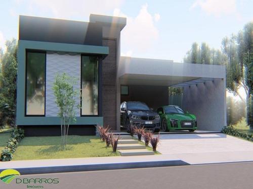 Casa Condominio Recanto Dos Estados-taubate- 3 Suites-3 Salas- Toda Com Armarios - 4719 - 68136063