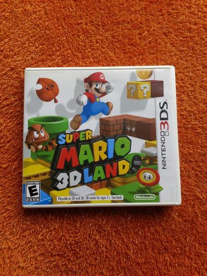 Super Mario 3d Land Nintendo 3ds Frete R$13