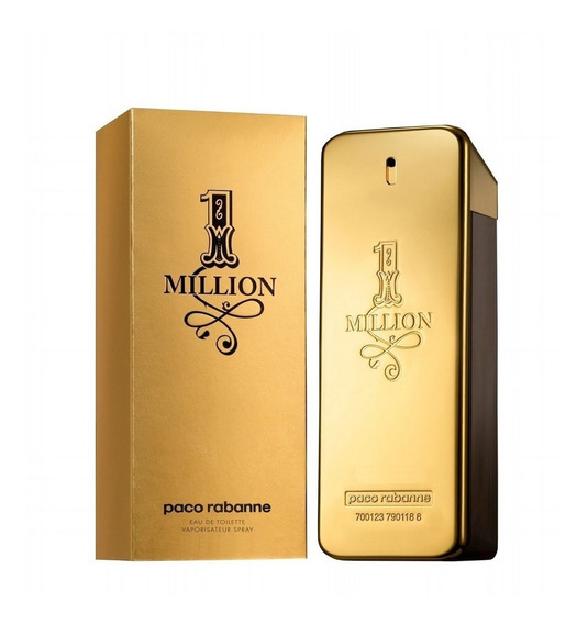 Perfume Importado Hombre P Rabanne One Million Edt - 100ml