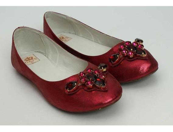 Sapato Cristal Rubi