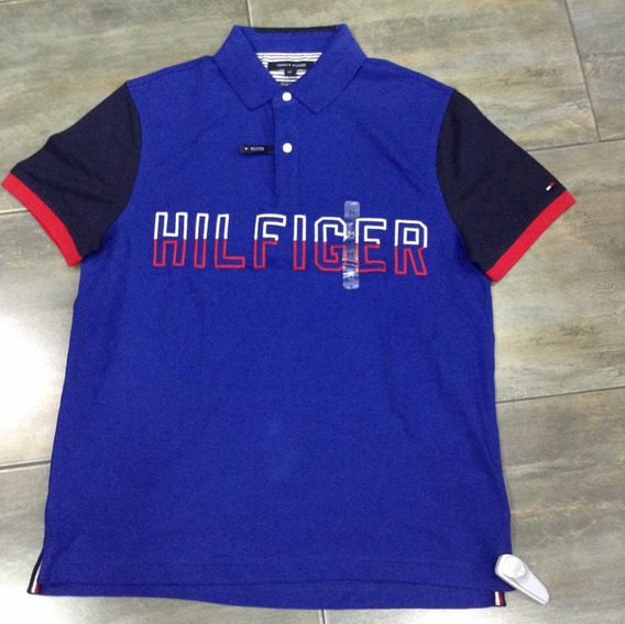 Camiseta Tommy Hilfiger De Hombre Original Talla Medium