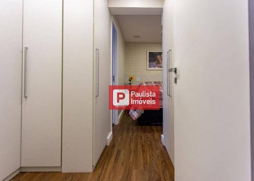 Apartamento Com 2 Dormitórios À Venda, 80 M² Por R$ 1.170.000,00 - Campo Belo - São Paulo/sp - Ap29103