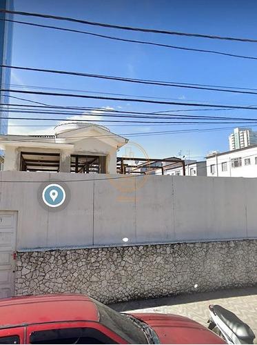 Terreno  Localizado(a) No Bairro Gonzaga Em Santos / Santos  - 4979