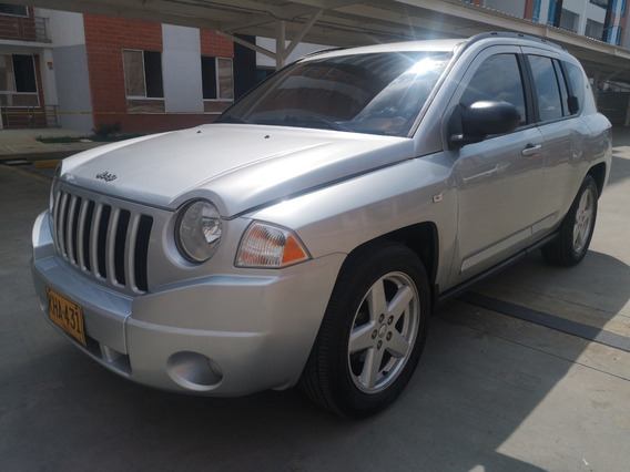 Jeep Compass Limited Aut Full Equipo 2010
