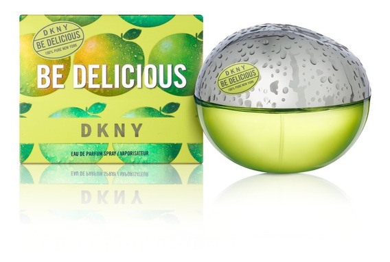 Perfume Dkny Be Delicious Squeeze 50ml Edt
