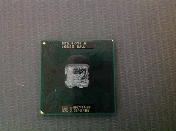 Processador Intel Core Duo T4400 2.2ghz 800/1m/ Slgjl