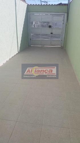 Sobrado Com 2 Dormitórios À Venda, 66 M² - Vila Reis - São Paulo/sp - Ai17396