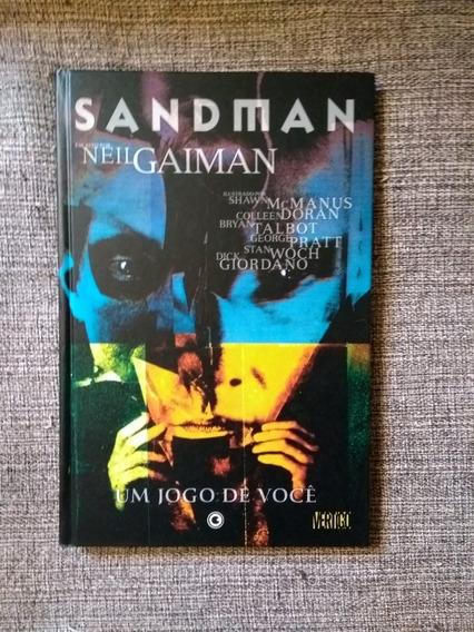 Sandman Um Jogo De Você Conrad - Envio Registro Módico 15,00