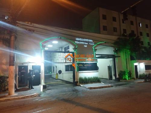 Imagem 1 de 13 de Apartamento À Venda, 55 M² Por R$ 234.000,00 - Portal Dos Gramados - Guarulhos/sp - Ap2936