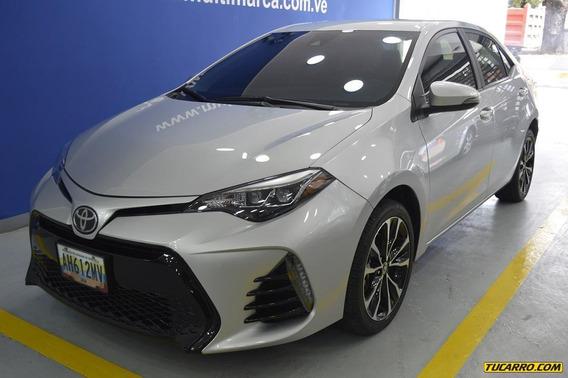 Toyota Corolla Se-multimarca