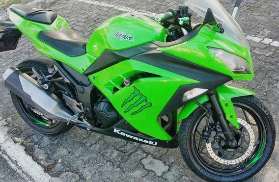 Kawasaki Ninja 300cc 2014/2014