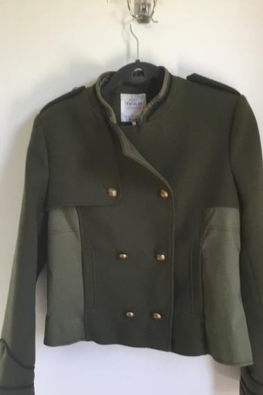 reloj d6081 f828c Abrigos Mujer Zara - Vestuario y Calzado en Mercado Libre Chile