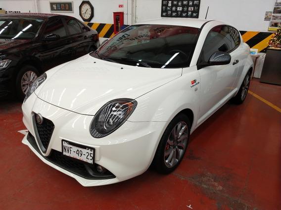 Alfa Romeo Mito 1.4 Progression Luxury 2018 5500 Km Blanco