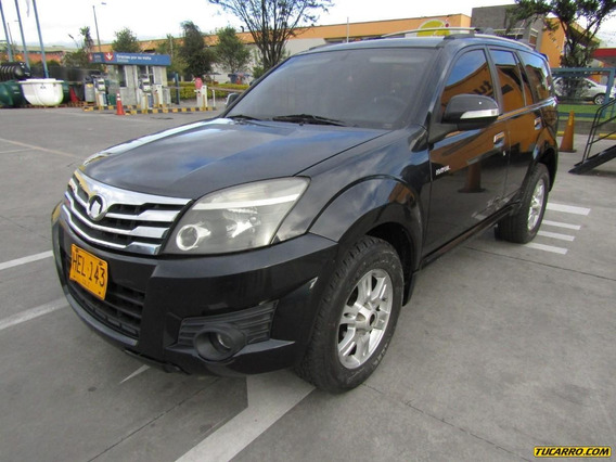 Great Wall H3 Mt /cilindraje 2 / 4x2