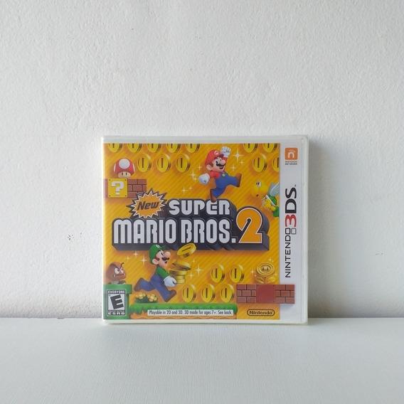 Jogo New Super Mario Bros. 2 - Nintendo 3ds