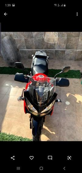 Moto Suzuki Modelo Vstrom 2014