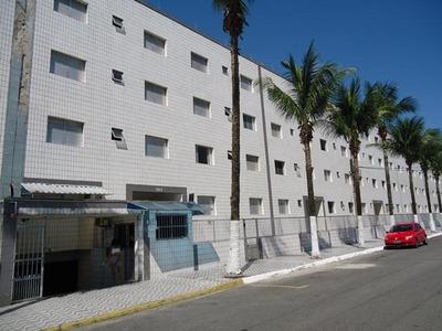 Sala Living Amplo Com Vista Da Praia, Garagem Com Salão De Jogos, Lanchonete Academia E Portaria 24 Hs - Mobiliado - Kn0008