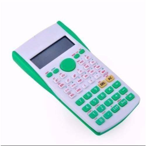 Calculadora Cientifica Color 12 Dígitos 240 Funções
