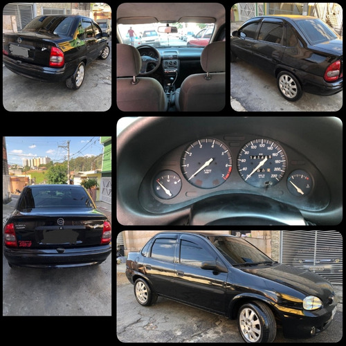 Imagem 1 de 8 de Chevrolet Corsa 2003 1.0 5p