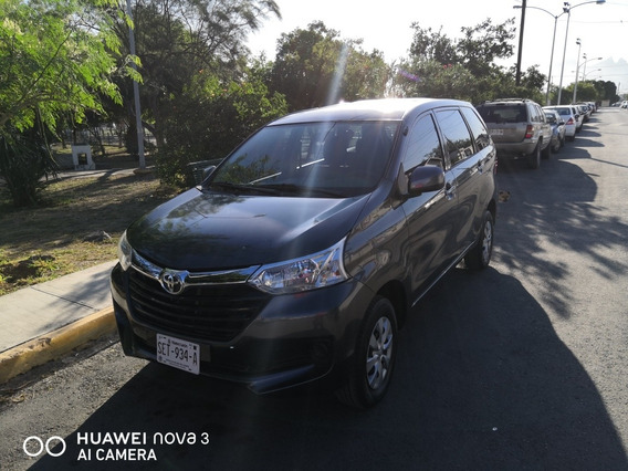 Toyota Avanza 1.5 Le At 2019