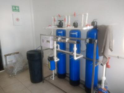 Planta Purificadora De Agua Aquaclyva