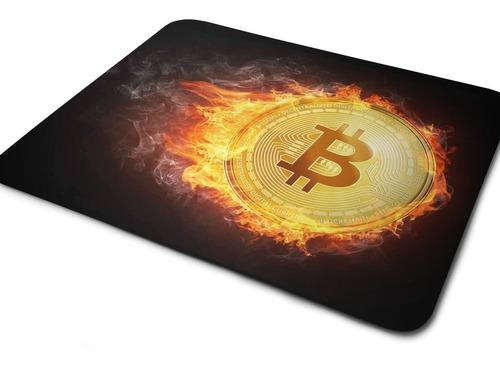 Imagen 1 de 1 de Bitcoin Btc Mouse Pad