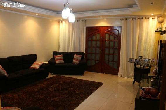 Casa Para Venda Em Mogi Das Cruzes, Centro, 3 Dormitórios, 3 Suítes, 5 Banheiros, 2 Vagas - 2284_2-964703