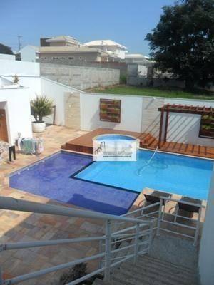 Casa Com 6 Dormitórios À Venda, 788 M² Por R$ 4.000.000,00 - Condomínio Fazenda Imperial - Sorocaba/sp - Ca0927