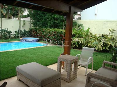 Casa Residencial Para Locação, Barão Geraldo, Campinas - Ca0386. - Ca0386